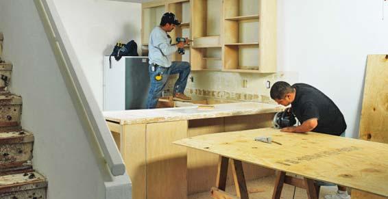 Rénovation immobilière
