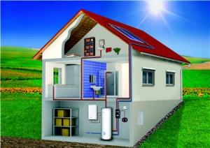 maison écolologique